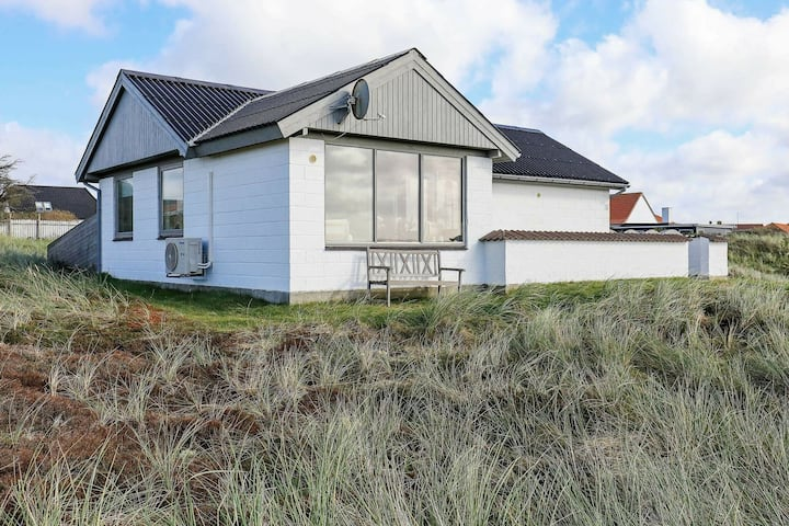Gorgeous Holiday Home in Jutland near Sea
