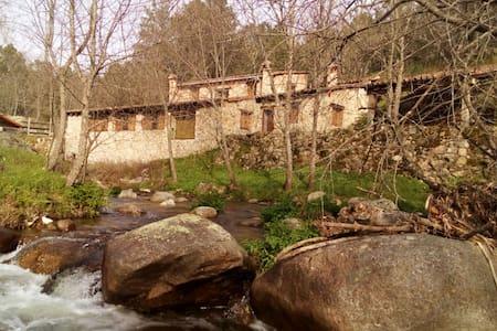 Casa y Finca El Molino - Piedralaves - Talo