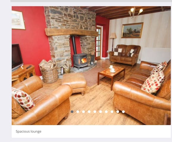 Glan Ty Holiday Cottage