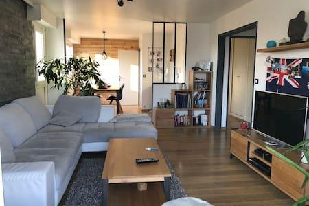 Appartement cosy, calme, lumineux proche paris