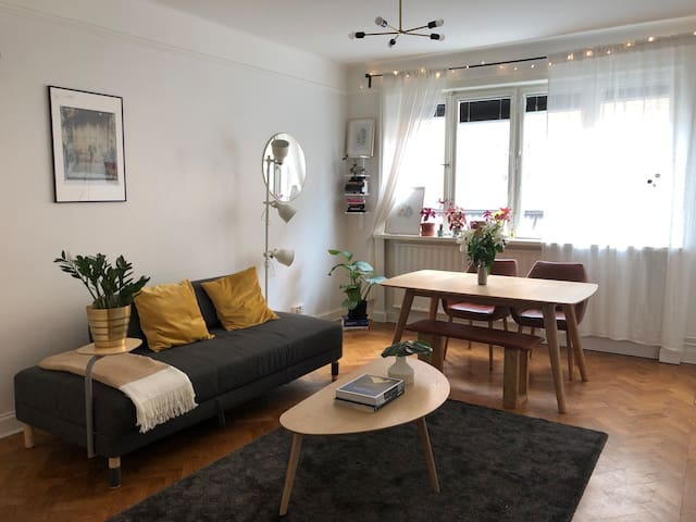Stylish 1B Apt NyTorget- Stockholms trendiest area