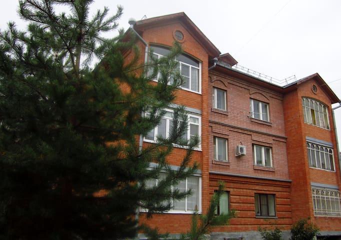 3-room apartment, Kostroma, Russia
