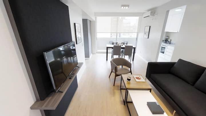 Amazing 1 Bedroom Apt! Fully furnished! Congreso