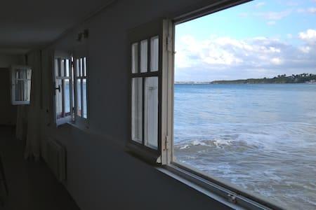Appartement sur la plage, les pieds dans l'eau - Saint-Cast-le-Guildo