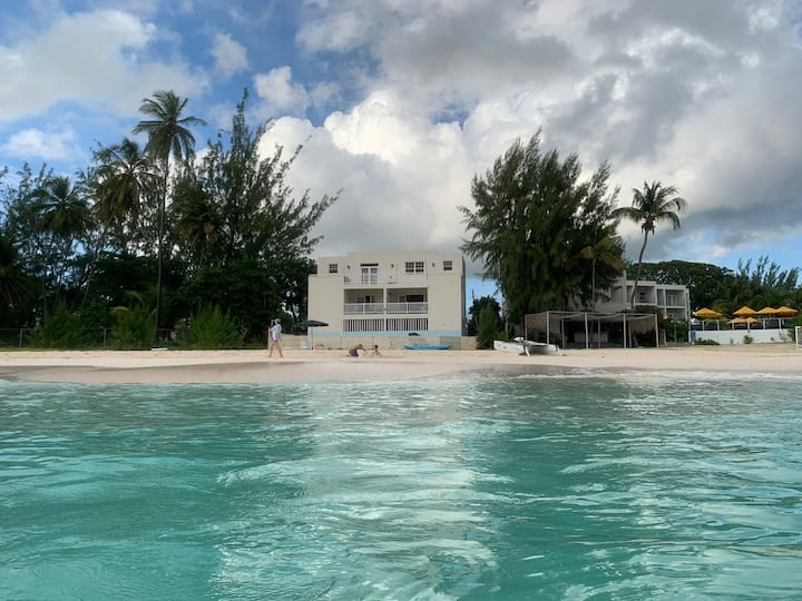 Ilfracombe Barbados Penthouse  by Rachel