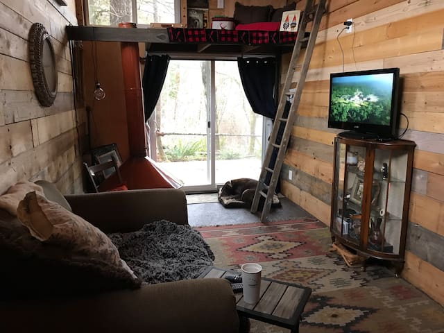 Celebrationartist 1969 Boho  Creekside Trailer