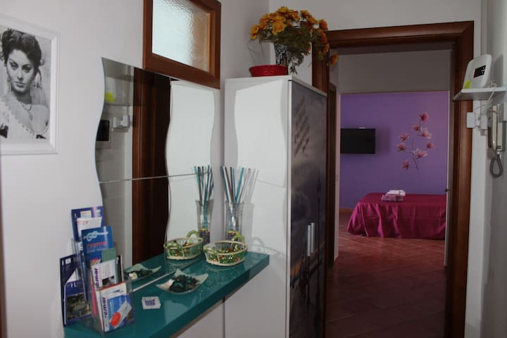 B&B SweetHomeSophia 4 place - Pozzuoli - Bed & Breakfast