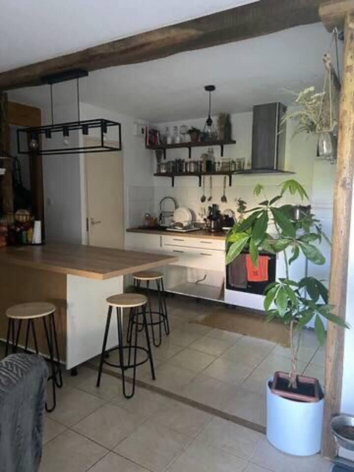 Appartement calme et cosy à 2km de Montauban