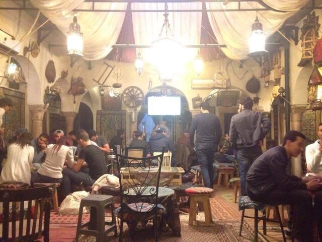 Chambre / apparement tunis medina