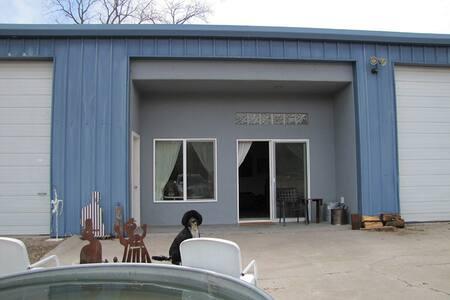Converted Warehouse/Artist Studio - Santa Fe - Andere