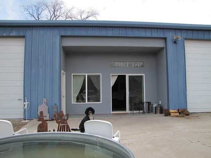 Converted Warehouse/Artist Studio