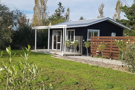 Little Black Cottage, Waipukurau: rural retreat