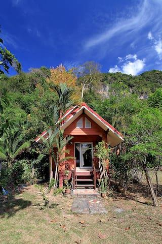Langu Phupha Resort (ละงู ภูผา รีสอรฺ์ท) - Tambon Nam Phut - Bungalow