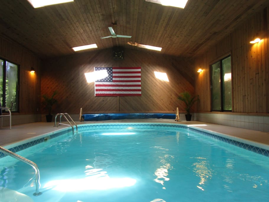 Privacy Indoor Pool California King Bed Houses For Rent In West Olive Michigan United States