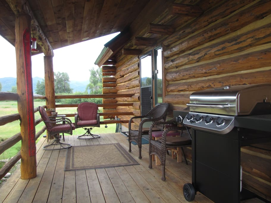 Front Porch & Grill