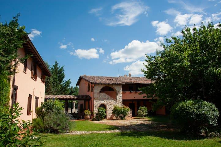 Antico Borghetto: 10 - La casa del Riccio