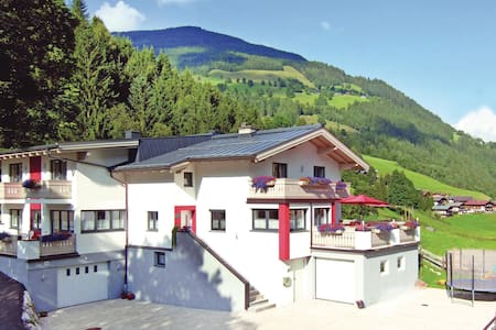 Holiday apartment with 2 bedrooms on 65m² in Viehhofen