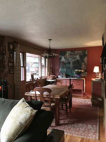 Lovely family home on one acre urban farm - Milwaukie - Flat