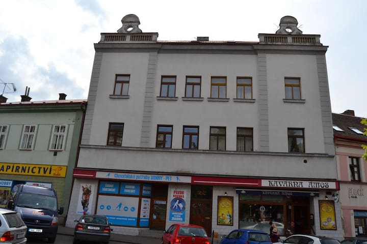 Apartmán Komenského