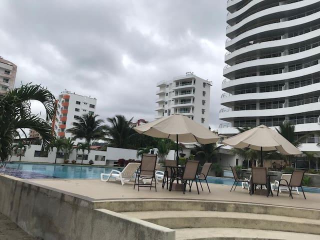Apartamento 5 estrellas Tonsupa - Ecuador 19E