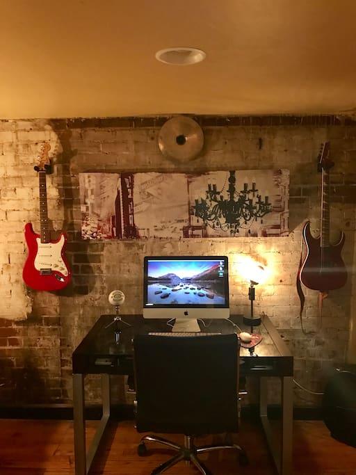 Home office & Studio