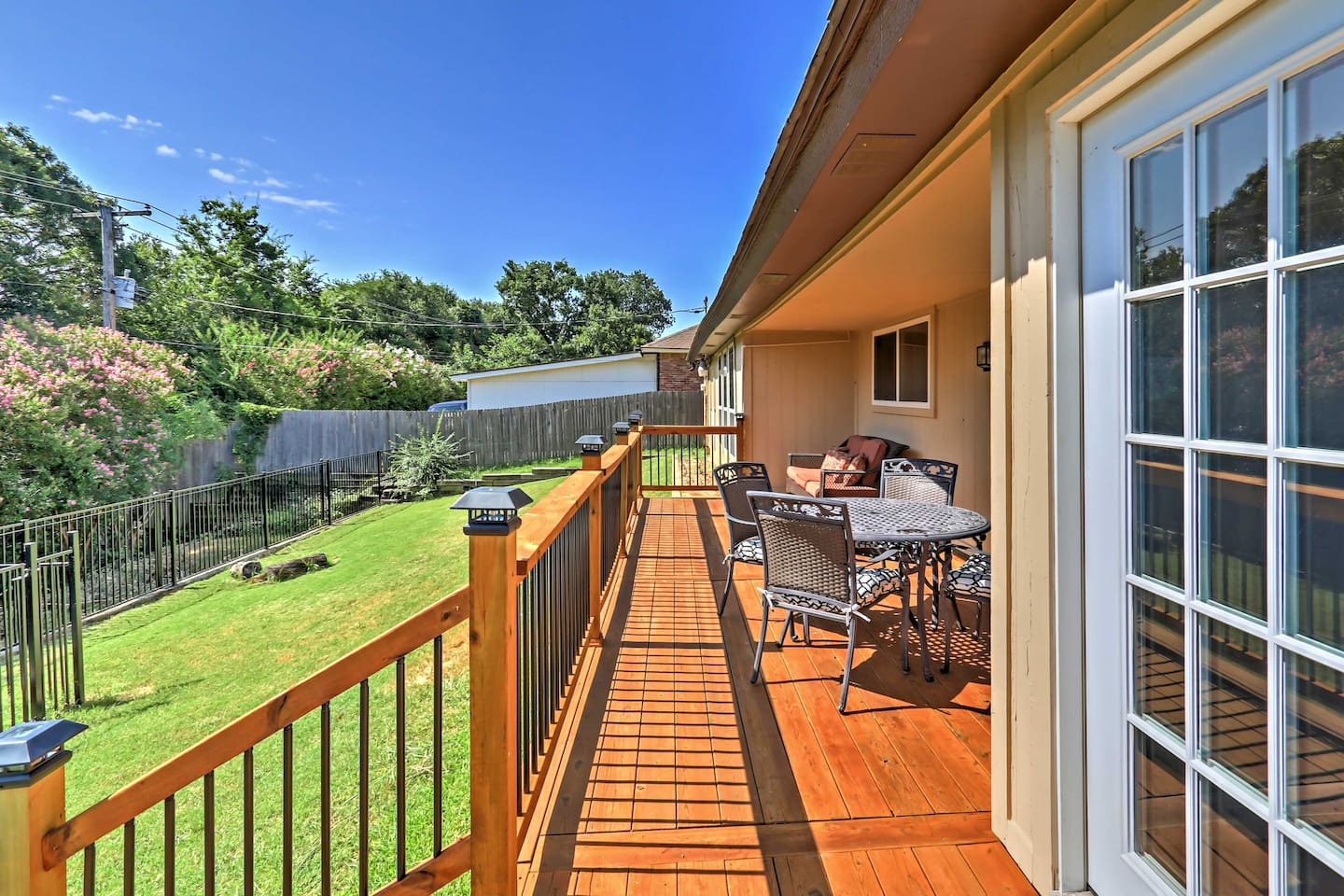 Take a trip with friends and family to this vacation rental!