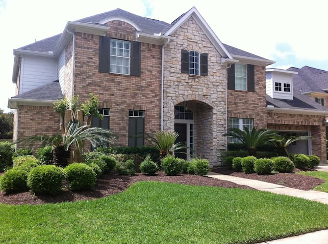 Cozy Home Near Space Center Houston - ฮูสตัน