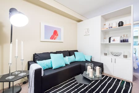 Two Bed Studio |  Close to Beach, City & Airport - Randwick