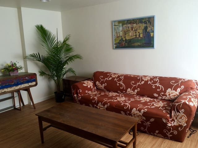 2 BD APT, close to 19th st Bart and Downtown - Oakland - Apartment