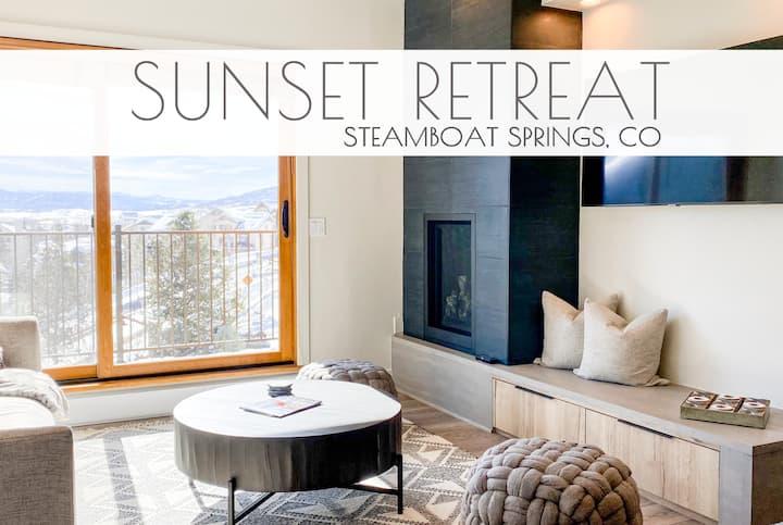 Sunset Retreat
