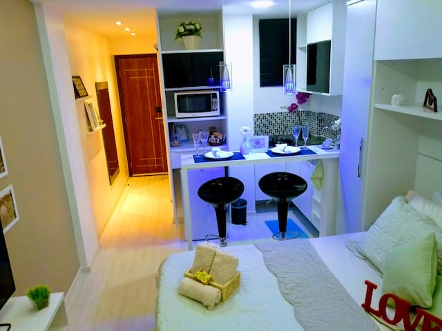 Pretty new studio close Copacabana beach
