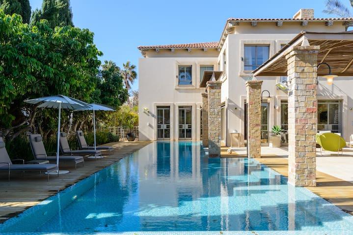 Herzliya Luxury Dream Home
