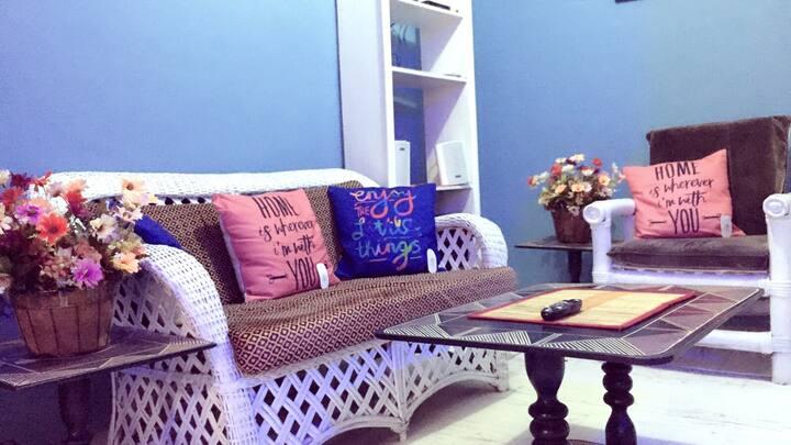 Travelers' Serene Home Spintex Accra