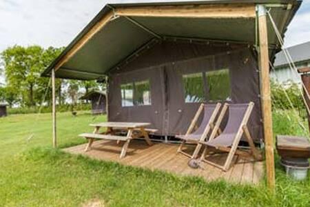 De Brabantse Hei - Canvas Frills Lodge