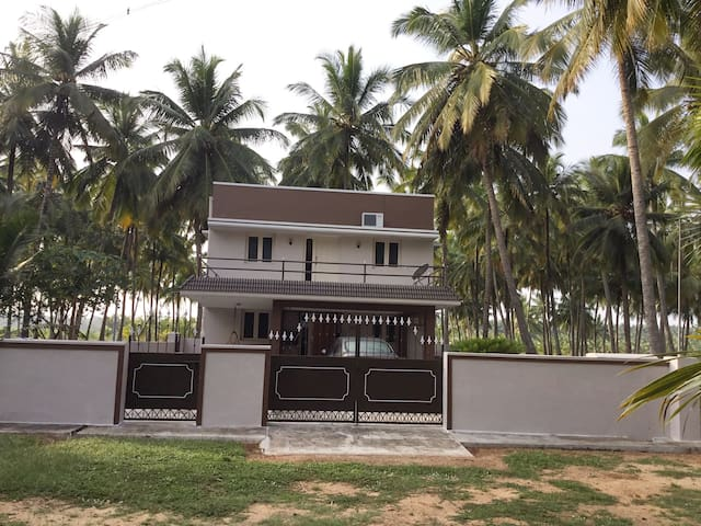 A beautiful farmhouse - Coimbatore - Bungalow