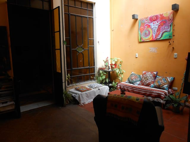 El Castillo. ZONA CENTRO.