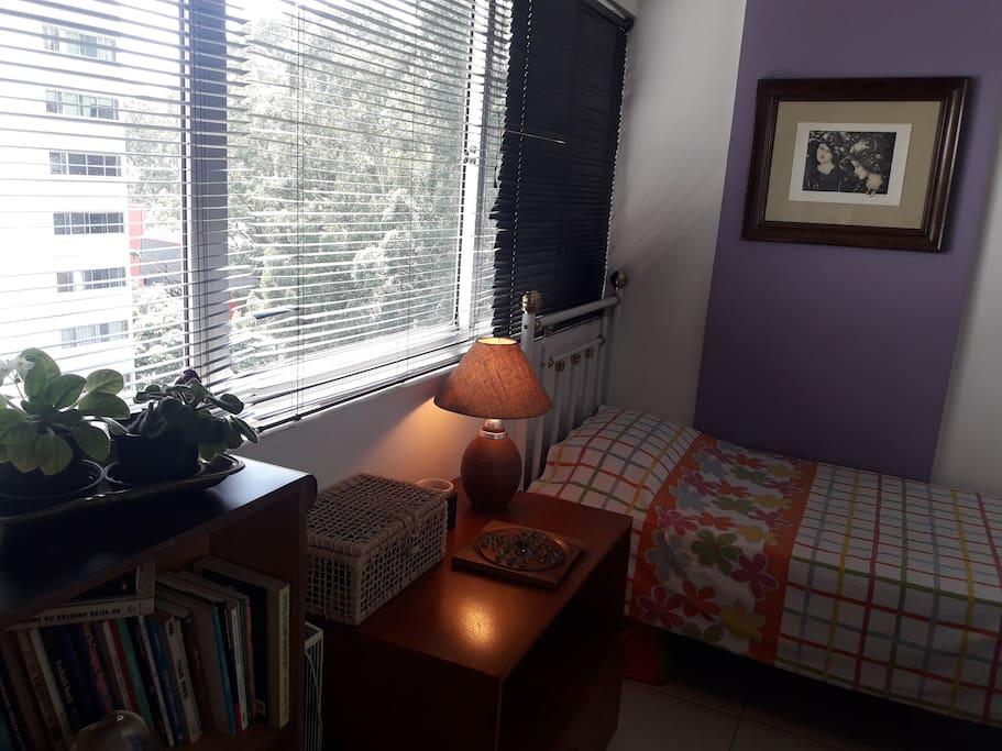 Dormitório disponível