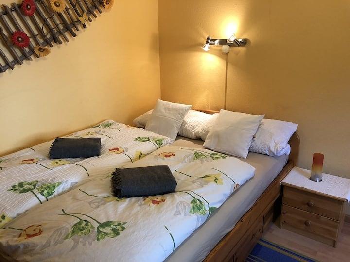 Kempfenhof, (Seelbach), Mini-Appartement, 20qm, 1 Wohn-/Schlafraum, max. 2 Personen