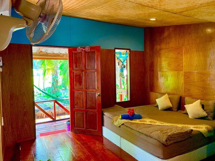 Garden Coconut Nature House 2 (Air Con)