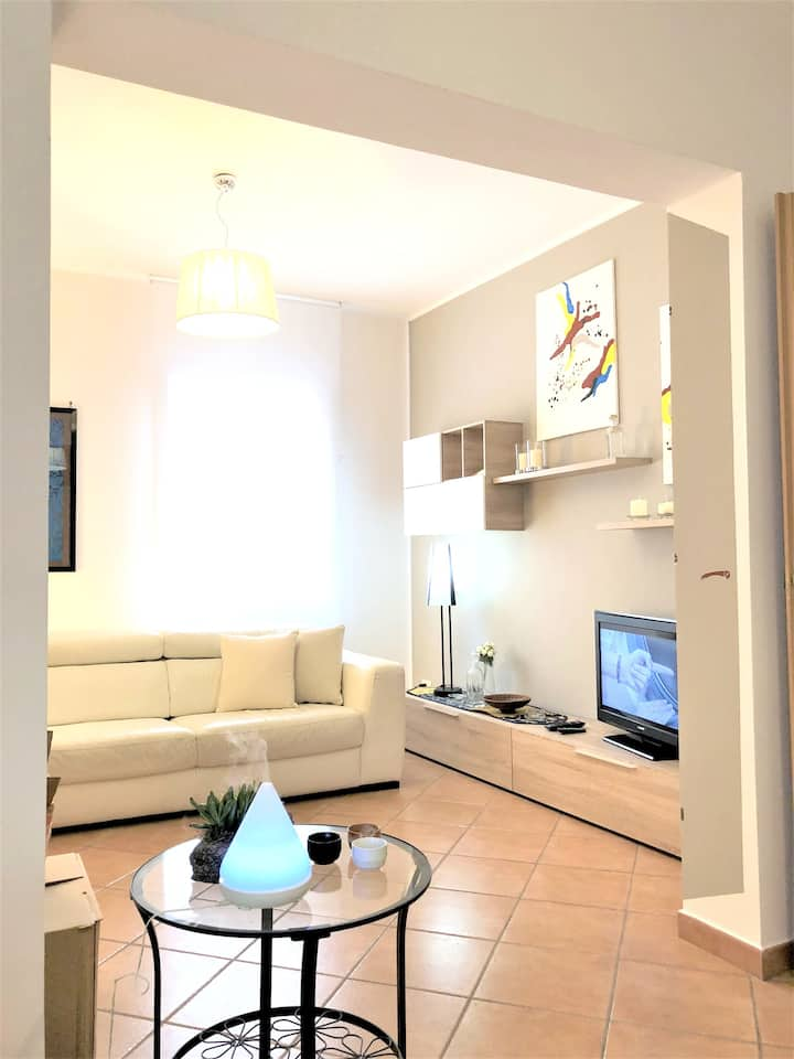 House with one bedroom in Trapani, with wonderful city view and WiFi