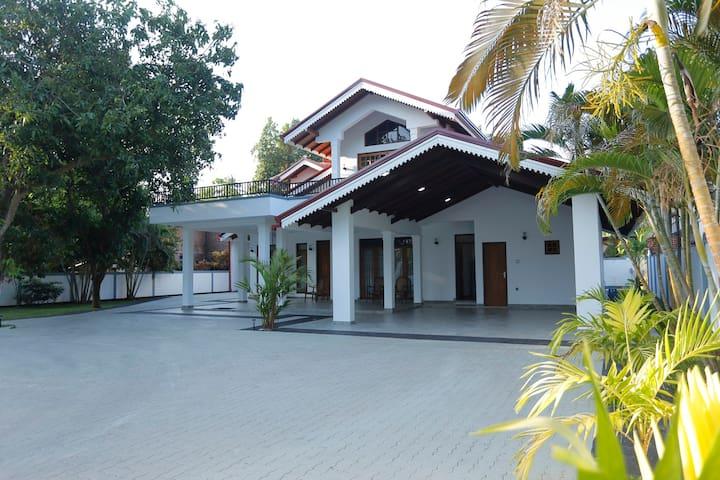 Temple Tree Residence