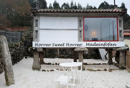 Horreo gallego Bed&Breakfast - Meis - Rumah tumpangan alam semula jadi