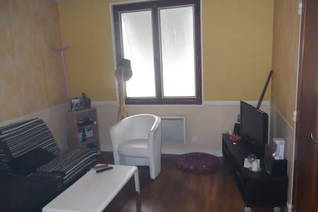 Chambre sur St Benoît - Saint-Benoît - Apartament