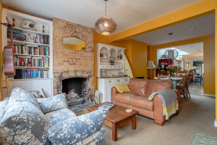 Lovely Central Cambridge Home