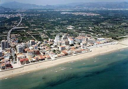Apartamento a 100 metros del mar - Piles