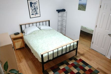 Arden / South Asheville guest room