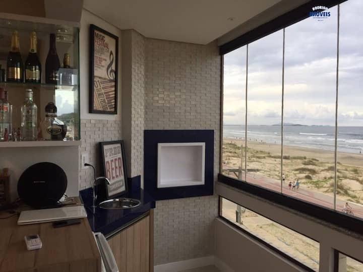 Apartamento vista para o mar -Mar Grosso Laguna SC