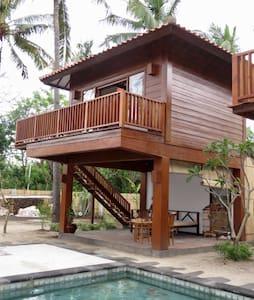 Villa Kelapa, Gili Meno - Pemenang