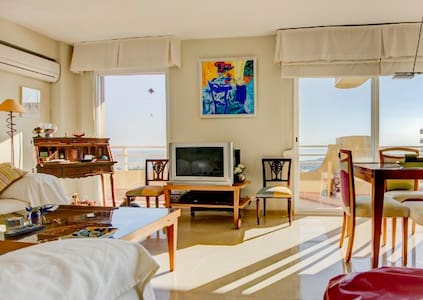 EL SALER. Warm apartment. Great see views. WIFI.