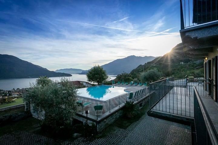 Lake Como - Residence La Collina - Leccino